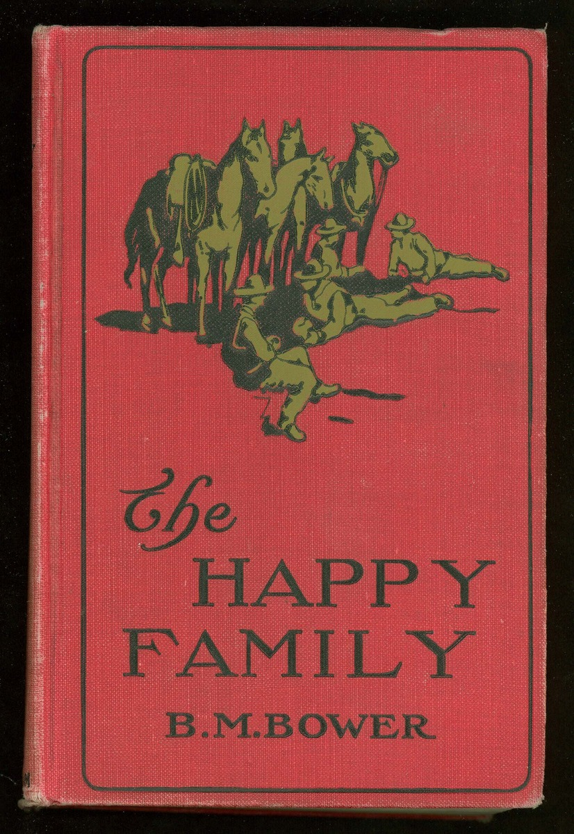 The Happy Family, cover