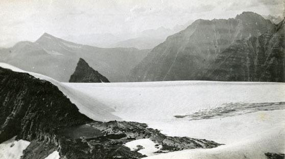 Glacier National Park, Lower Sperry Glacier