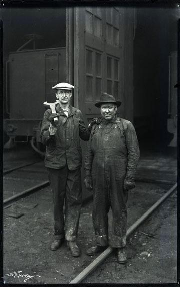 Northern Pacific Maintenance Men