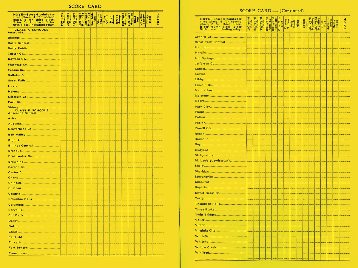 1951 score card pag 32 and 33.jpg