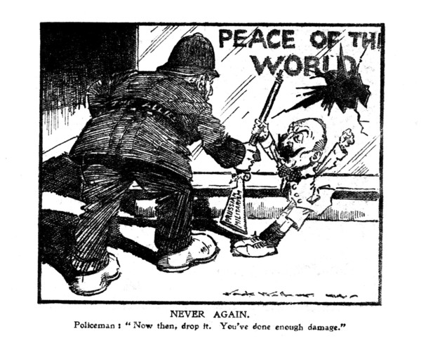 The Daily Graphic, Special War Cartoons, No. 2, page 6.