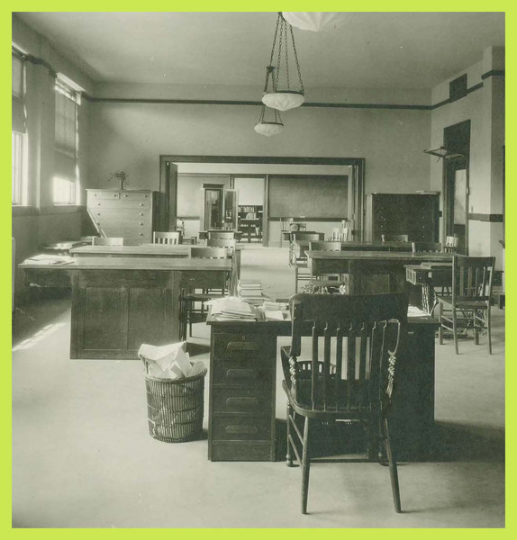 Department of Home Economics Clothing and/or Textile Room