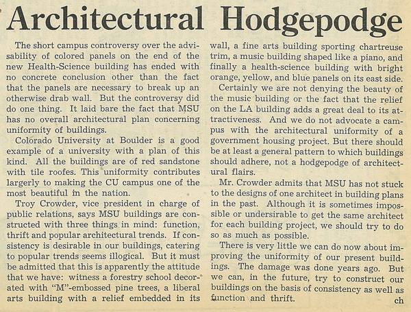 Architectural Hodgepodge, page 5<br />