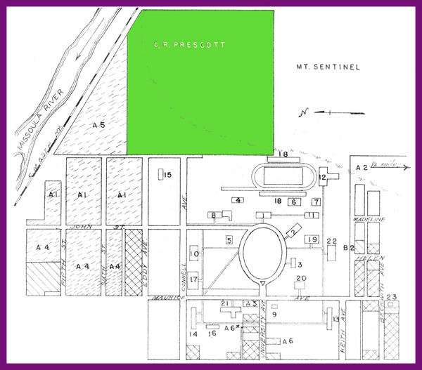 Proposed Land Acquisition for Campus Purposes Requiring Special Legislative Approval, page 13 and 24<br />