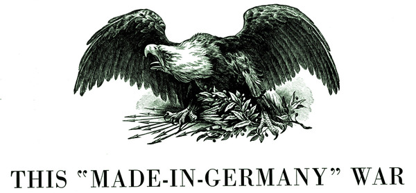 "This ""Made in Germany"" War, page 5."