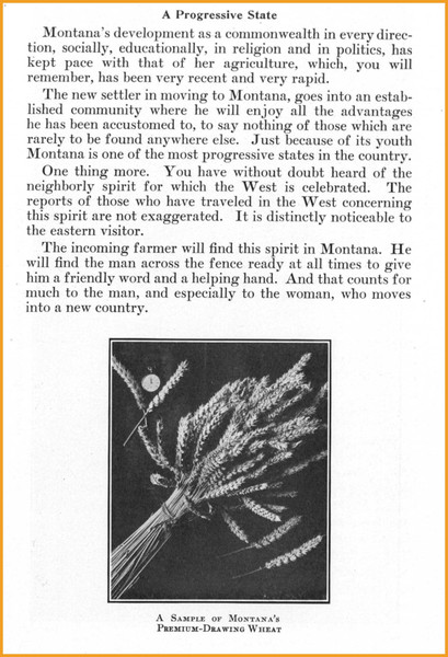 Montana For the Farmer, page 27.