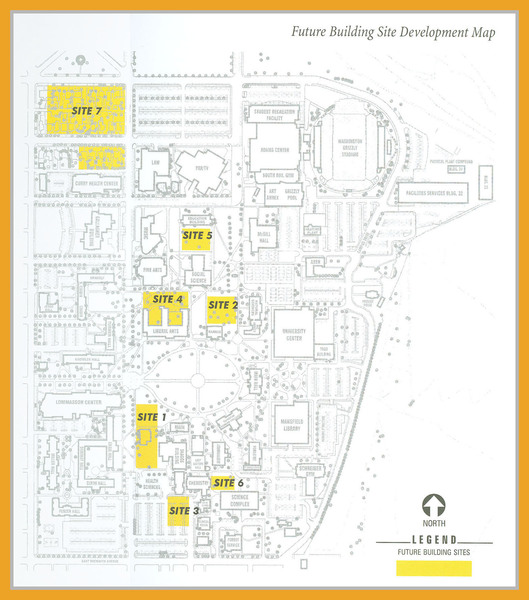 University of Montana-Missoula Master Plan, page 29<br />