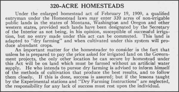 Free Government Land Adjacent to the Northern Pacific Railway, page 5.