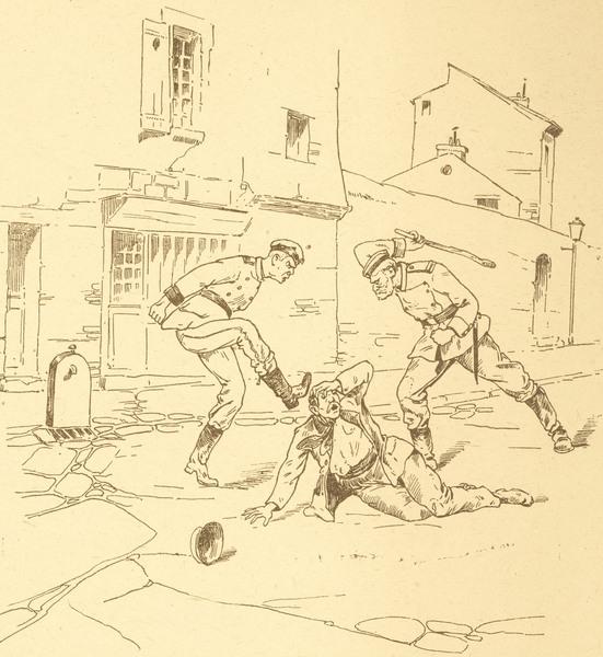 Race de Proie, page 9. (Race of Prey)