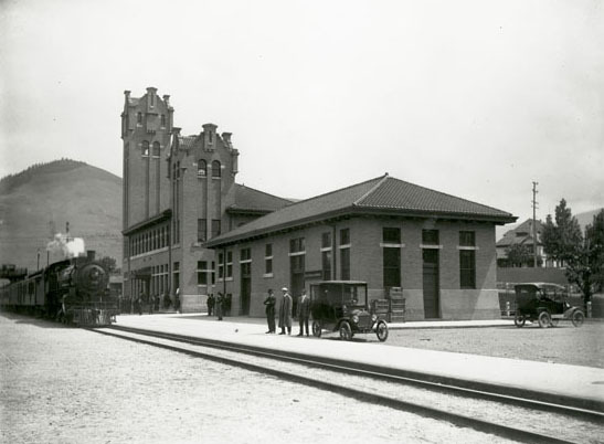 Milwaukee Depot, Missoula