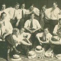 Phi Sigma Kappa Group Portrait<br />