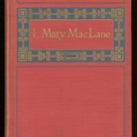 I, Mary MacLane, cover omeka.jpg