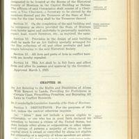 Alien Land Law, 1923