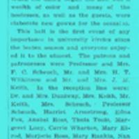 First Kappa Ball, page 1