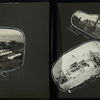 Student Army Training Corps Photograph Album, pages 3 and 4.