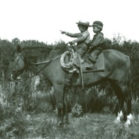 Asbridge boys on horse, 1900, 90.145.jpg