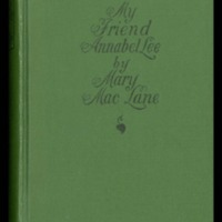 My Friend Annabel Lee cover omeka.jpg