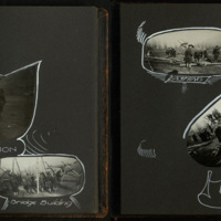 Student Army Training Corps Photograph Album, pages 19 and 20.