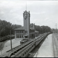 St. Paul Railroad Depot