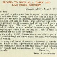 Eastern Montana, page 15.