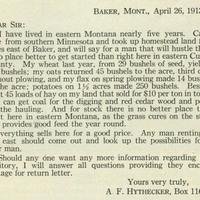 Eastern Montana, page 17.