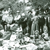 94.3445,Rev.Stanley's camping group1895.jpg