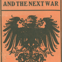 Germany and the Next War, cover.