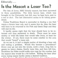 Is the Mascot a Loser Too?, page 2.
