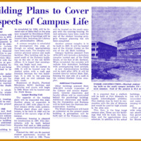 U Building Plans to Cover All Aspects of Campus Life, page 6<br /><br />