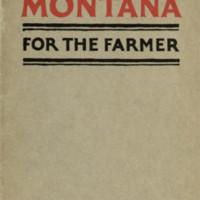 Montana For the Farmer, cover.