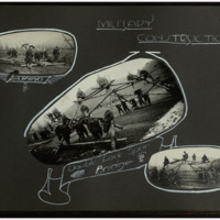 Student Army Training Corps Photograph Album, page 20.