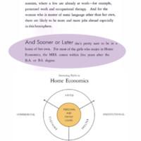 Home Economics Graphic