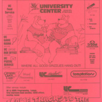 UC Business Flyer