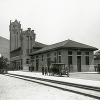 Milwaukee Depot, Missoula