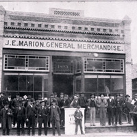 J. E. Marion General Merchandise, Frenchtown