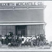 Beckwith Mercantile Company, St. Ignatius