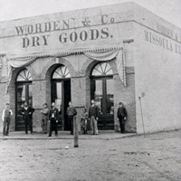 Worden and Company Store, Missoula