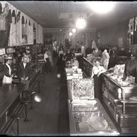 Interior view of Missoula Mercantile Company