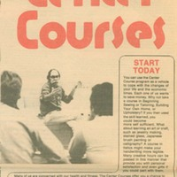 University Center Courses - Winter