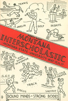 Forty-First Annual Interscholastic Meet Program, cover