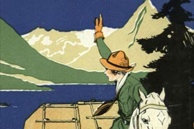 Glacier National Park Centennial, 1910-2010